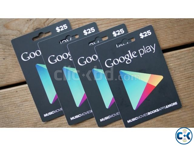 Google play gift cards available in Bangladesh | ClickBD large image 4