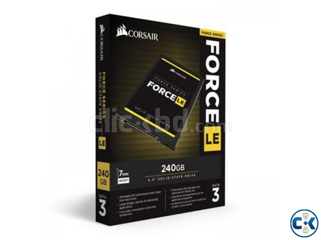 CORSAIR 240GB SSD FORCE LE F240GBLEB  | ClickBD large image 0