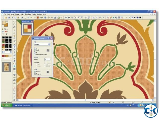 Nedgraphics Jacquard CAD CAM Software | ClickBD large image 2
