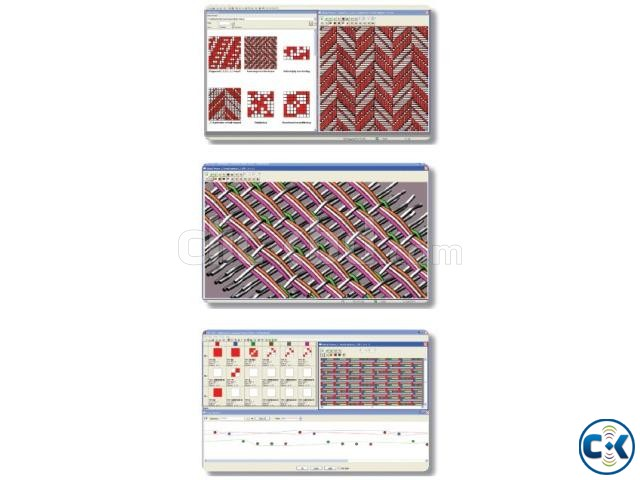 Nedgraphics Jacquard CAD CAM Software | ClickBD large image 3