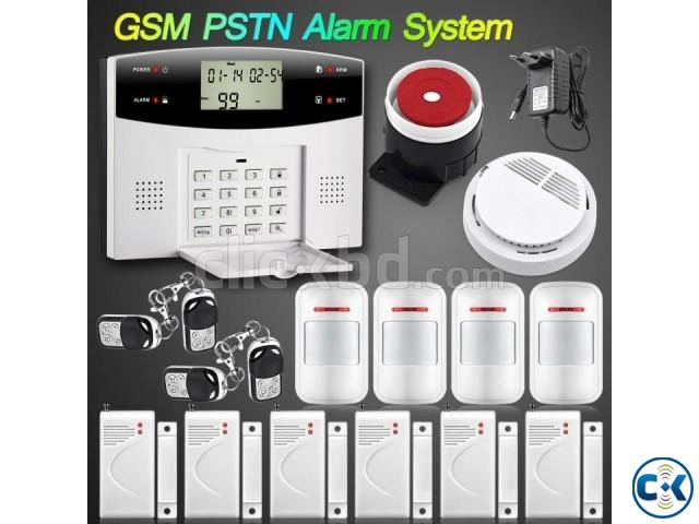 Security Alarm System For House Shop Office Clickbd