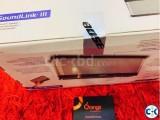 Bose soundlink III sealed box