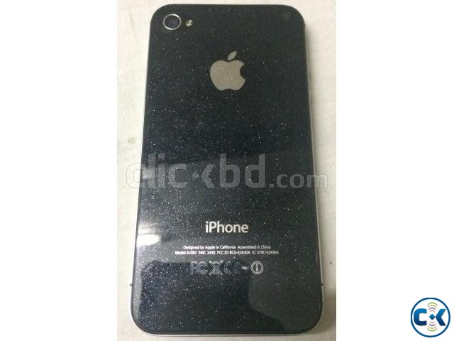 Original iPhone 4s 16GB Black Full Fresh