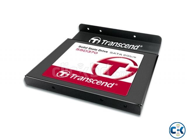 Transcend SSD370 128GB 6Gb s NAND Flash Solid State Drive | ClickBD large image 0
