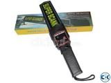 Hand Metal Detector Scannera Price in BD