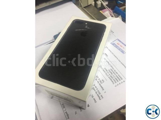 Apple iphone 7 Plus 128GB Matt black | ClickBD large image 3