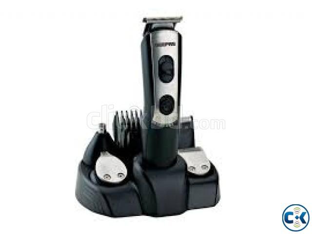 Geepas 9 In1 Shaver Trimmer -GTR8612 | ClickBD large image 0