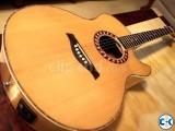Fender acoustic