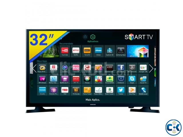 Samsung J4303 32 Inch Full Smart TV  ClickBD large image 0