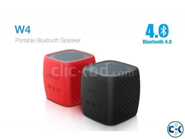 F D Bluetooth Portable Speaker W4 Clickbd