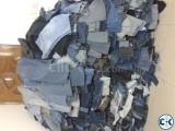 Cheap Clothing Stocklot: Mixed Denim Pant- QC out