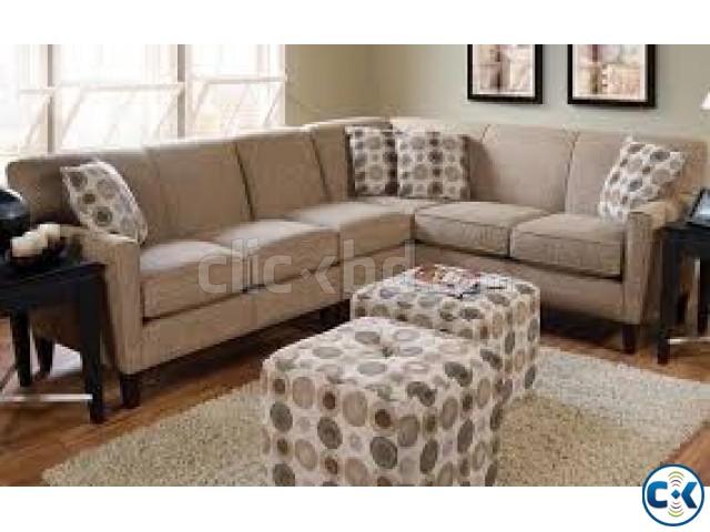 New Plywood Sofa Design : New Look American Design Sofa  ClickBD large image 0