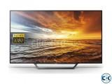 Sony W650D 40 Inch Lifelike Motion Wi-Fi LED Full HD TV