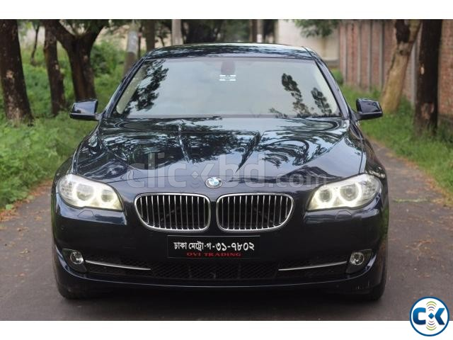 BMW 520d up for sale | ClickBD large image 0