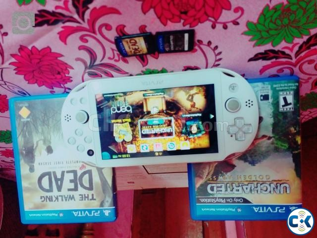 sony Playstation vita 2000 slim and wifi  | ClickBD large image 1