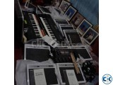 all kind of musical instruments