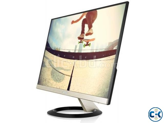Asus VZ229H 21.5 Inch IPS Borderless Full HD LED Monitor | ClickBD large image 0