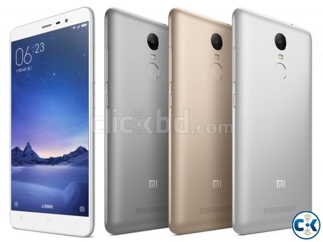 Xiaomi Redmi Note 3 Pro 32GB ROM 3GB RAM New Intact