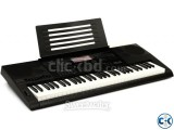 Casio CTK 7200 keyboard