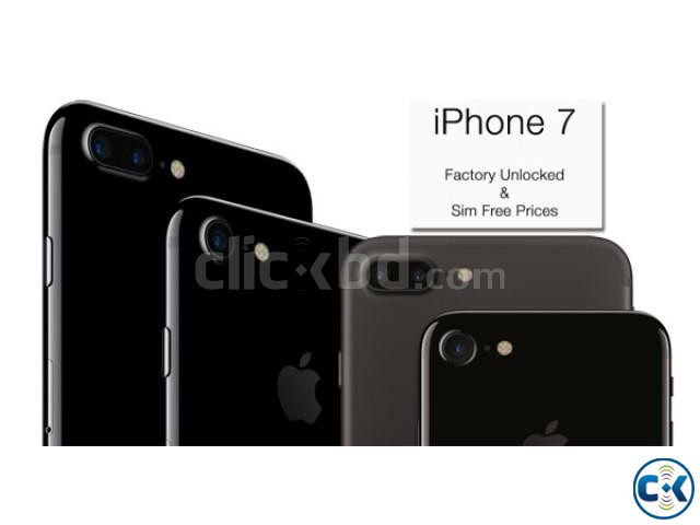 Brand New Apple iPhone 7 Plus 256 GB Intact Box Any Colour | ClickBD large image 4