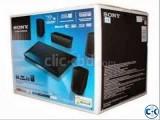 Sony Home Theater 3D Blu-Ray Wi-Fi Sound System BDV-E3100