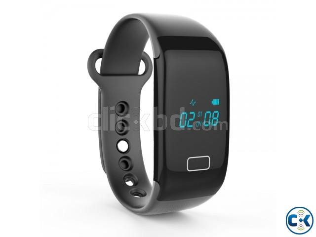 Bluetooth Smart Watch E06 Smart Band Sports Bracelet Waterpr | ClickBD large image 0