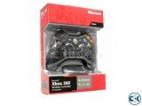 Xbox-360 wire wireless controller Brand new