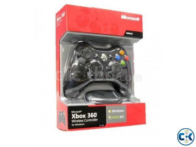 Xbox-360 wire wireless controller Brand new | ClickBD large image 0