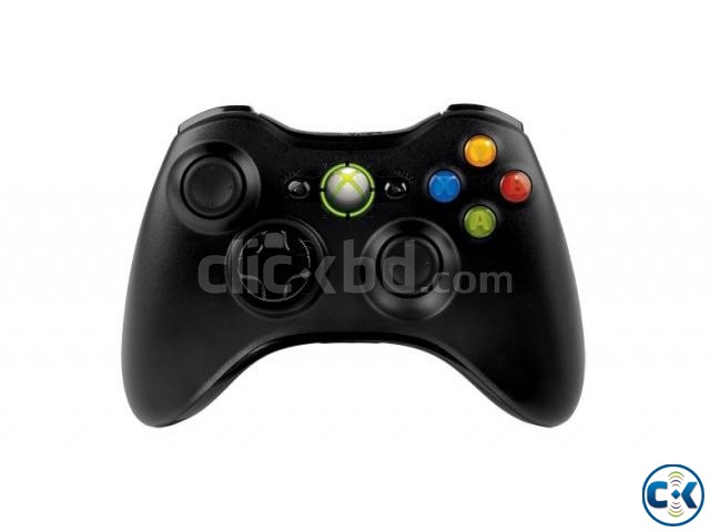 Xbox-360 wire wireless controller Brand new | ClickBD large image 4