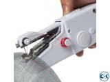 Handheld Electric Sewing Machine-
