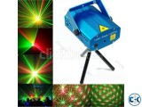 Red Green Laser Party Stage Lights