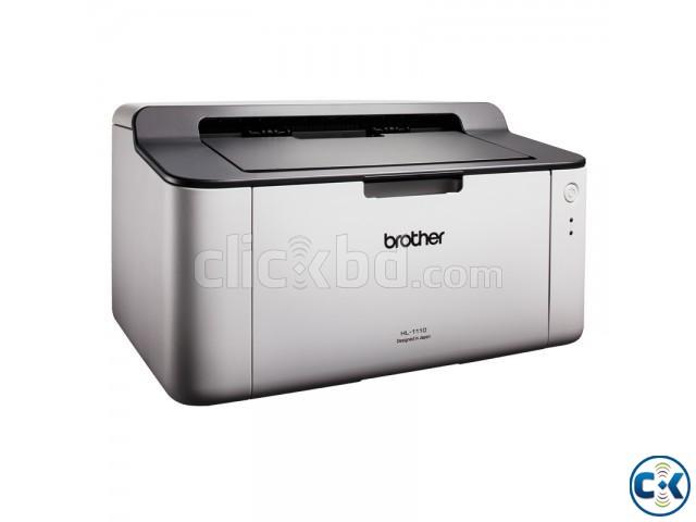 Brother HL-1110 Mono Laser Printer | ClickBD large image 0