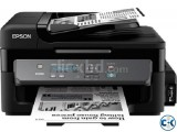 Epson M200 All-in One Black White Heavy Duty Network Printer