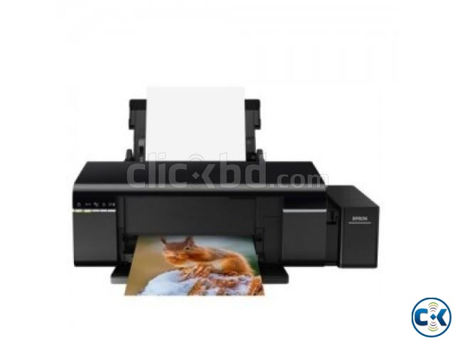 Epson Inkjet Photo L805 Low Run Cost Photo Printer | ClickBD large image 0