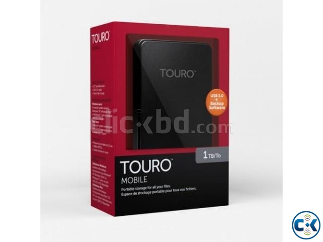 Touro 1 TB Portable Hard Disk | ClickBD large image 0