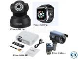 A1 Smart Watch WiFi CCTV Camera BL80 Projector CC Cam