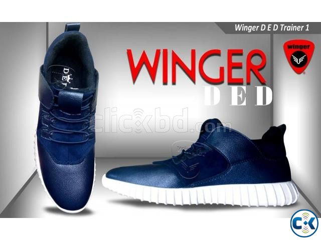 Winger D E D Trainer Shoe 1 | ClickBD large image 0