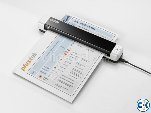 Plustek MobileOffice S410 Portable Scanner | ClickBD large image 0
