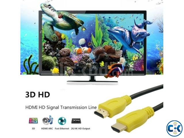 HDMI SUPPORT 3D 4K 2M Best Quality Performance | ClickBD large image 0
