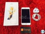 Apple iphone 6s plus 64gb golden boxed with all original