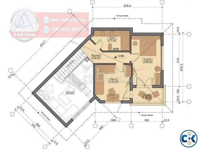 Architecture Designer in Dhaka | ClickBD large image 0