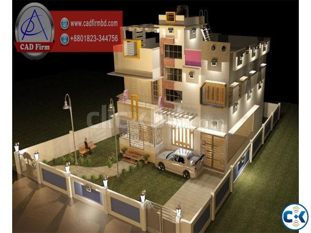 Architecture Designer in Dhaka | ClickBD large image 1