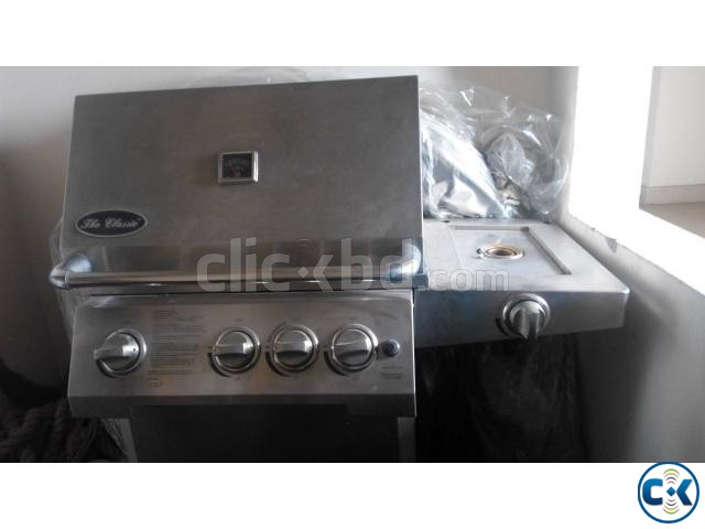 Most Popular Trolley Grill BBQ North American Machine | ClickBD large image 3