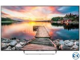 65''SONY BRAVIA W850C LED INTERNET ANDROID TV