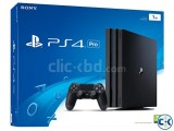 PS4 Console brand new this offer for few days