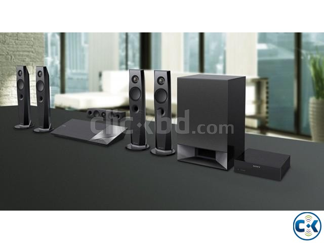 Sony BDV-N9200W 3D Blu-Ray Disc 1200W Home Theater System | ClickBD large image 0