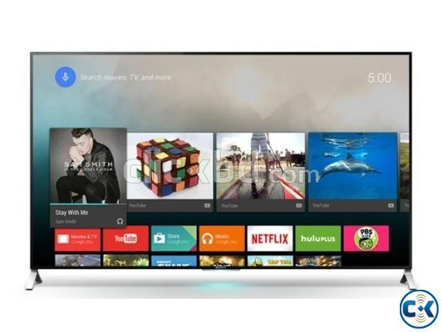 Sony Bravia W800C 43 Inch Full HD NFC 3D LED Android TV | ClickBD large image 0