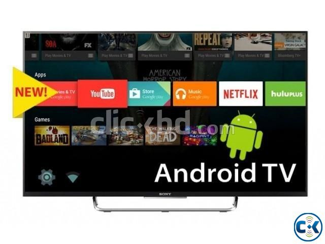 Sony Bravia W800C 43 Inch Full HD NFC 3D LED Android TV | ClickBD large image 1
