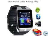 Bluetooth Smart Watch for Android