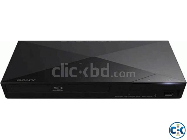 Sony BDPS5200 3D Smart Blu-ray Player with Super Wi-Fi | ClickBD large image 0
